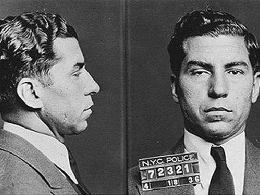 Lucky Luciano | The Mob Museum