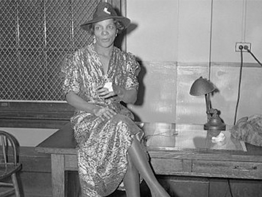 Stephanie St  Clair | The Mob Museum