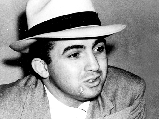 Mickey Cohen   The Mob Museum