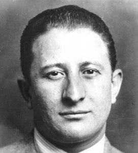 Carlo Gambino, Cosa Nostra organized crime leader, is shown circa 1930's. (AP Photo)