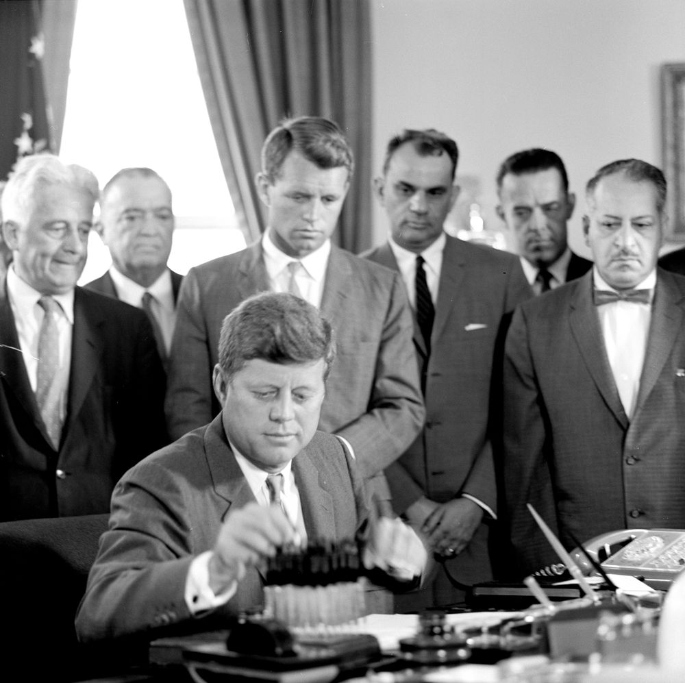 RFK and Hoover did not get along